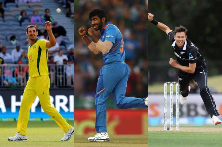 5 pacers to look out for in the 2019 ICC World Cup