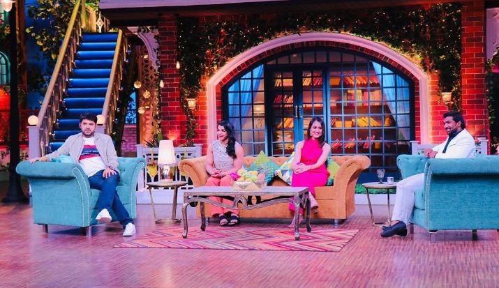 The Kapil Sharma Show latest episode highlights: Wrestler Sakshi Malik's husband Satyawart