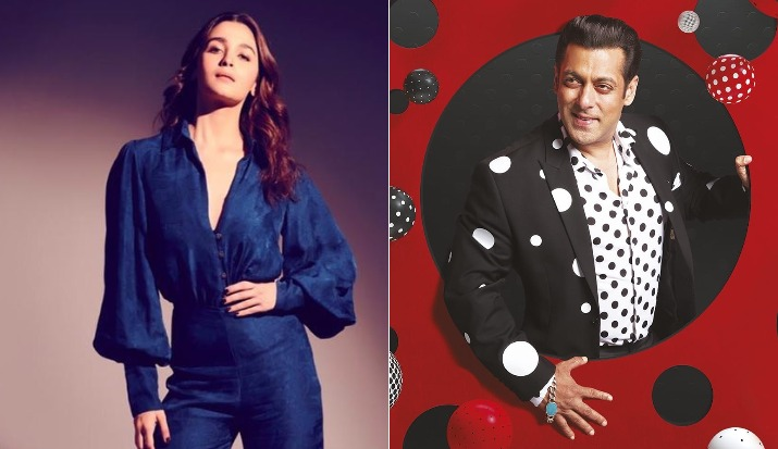 Salman Khan calls Alia Bhatt, the godown of talent, as they work together in Inshallah