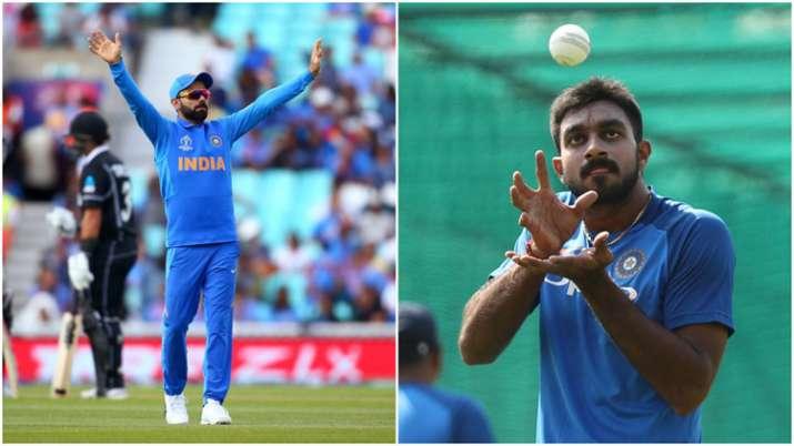 Vijay Shankar Kedar Jadhav World Cup