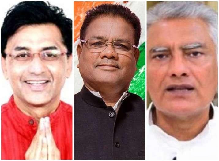 Jharkhand Congress chief Ajoy Kumar, Assam Congress unit