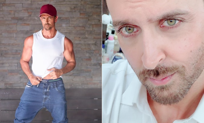 Hrithik Roshan's fans in China call him with THIS name, it means very handsome