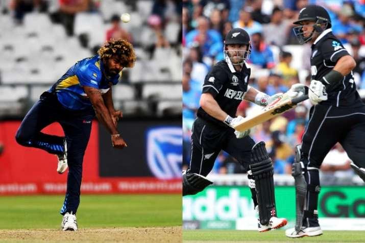 New Zealand Sri Lanka World Cup 2019