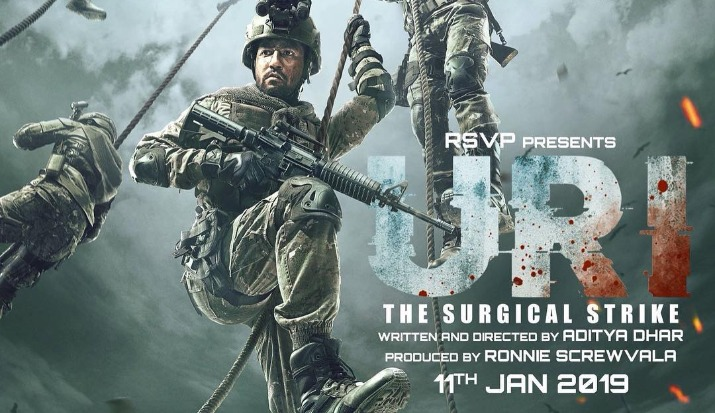 'Uri: The Surgical Strike' a very special film for me: Vicky Kaushal