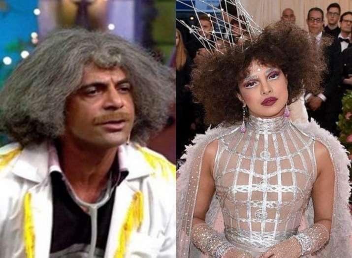 Priyanka Chopra gets trolled savagely for Met Gala look, gets compared to Dr Mashoor Gulati