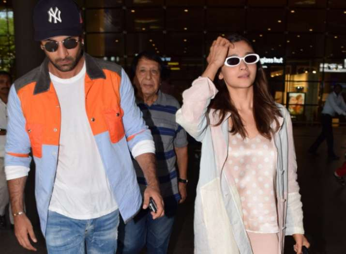 India Tv - Ranbir Kapoor and Alia Bhatt will be next seen in Brahmastra