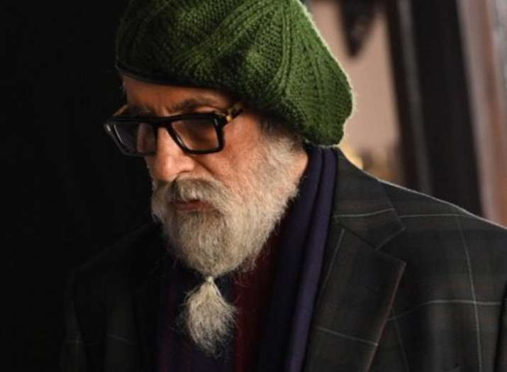 Chehre: Amitabh Bachchan shares his first look from mystery