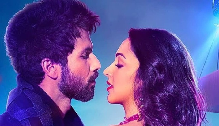Kiara Advani opens up about her kissing scenes with Shahid