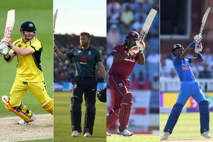 From David Warner to Hardik Pandya: 10 power-hitters who can take 2019 World Cup by storm