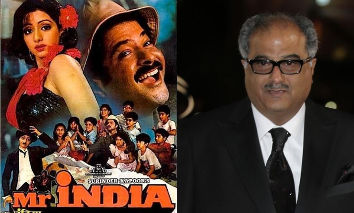 "Boney Kapoor says rebooting an iconic film like ""Mr. India"" is a huge responsibility"