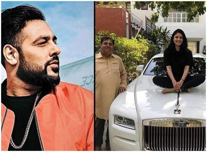 This video of rapper Badshah's father mispronouncing Rolls