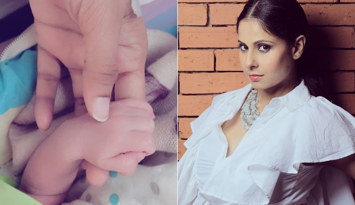SIT founder Chhavi Mittal announces the arrival of a baby boy; thanks fans for wishes