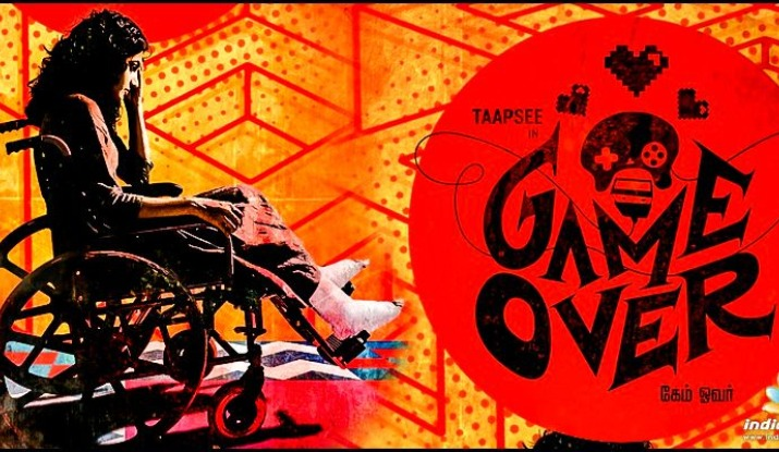 Anurag Kashyap to present Taapsee Pannu's Tamil-Telugu 'Game Over' in Hindi