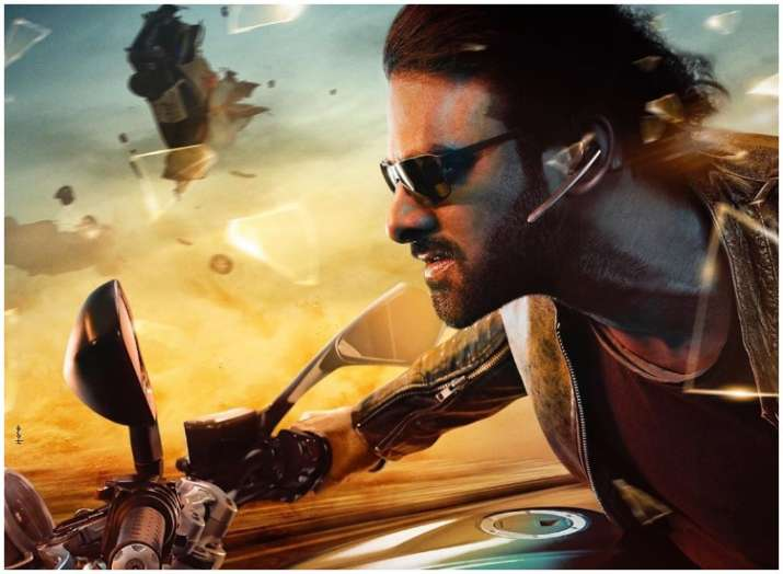 Prabhas flaunts stylish and suave avatar in Saaho new poster