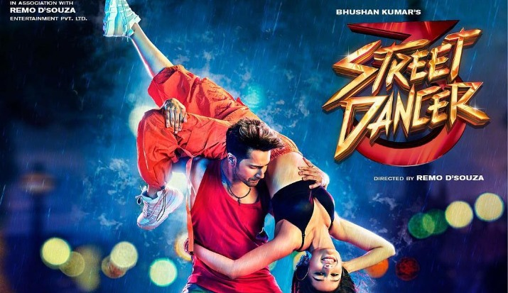 Watch Varun Dhawan and Shraddha Kapoor rehearsing for Street Dancer- Video going viral