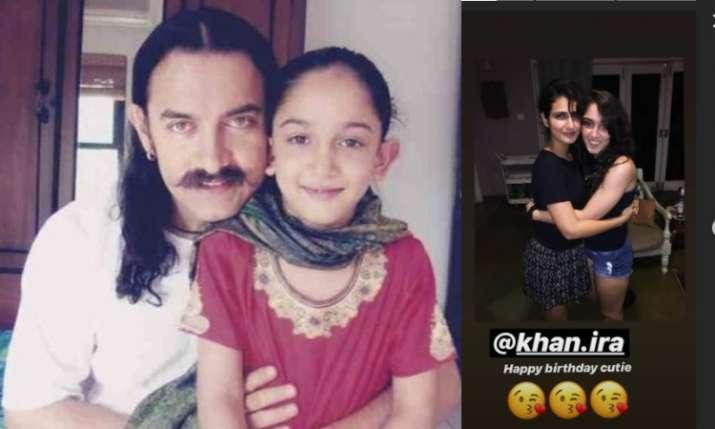 Aamir Khan, Fatima Sana Shaikh