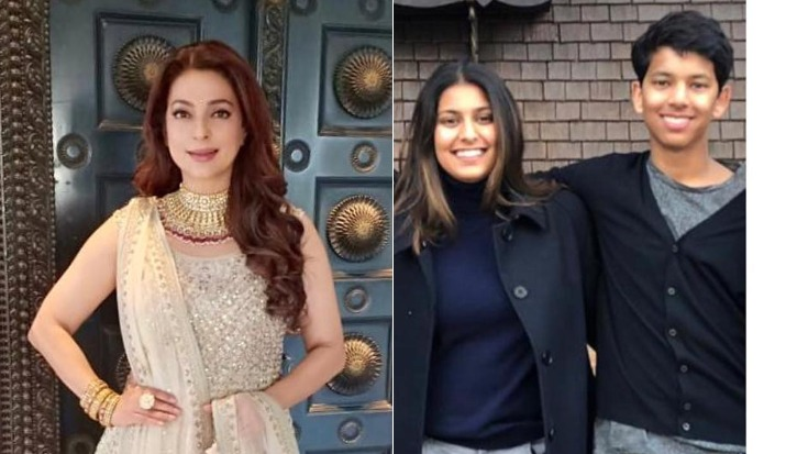 Juhi Chawla explains why her son Arjun can prove to be a good actor