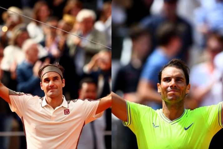 French Open 2019: Roger Federer, Rafael Nadal register easy victories to enter next round
