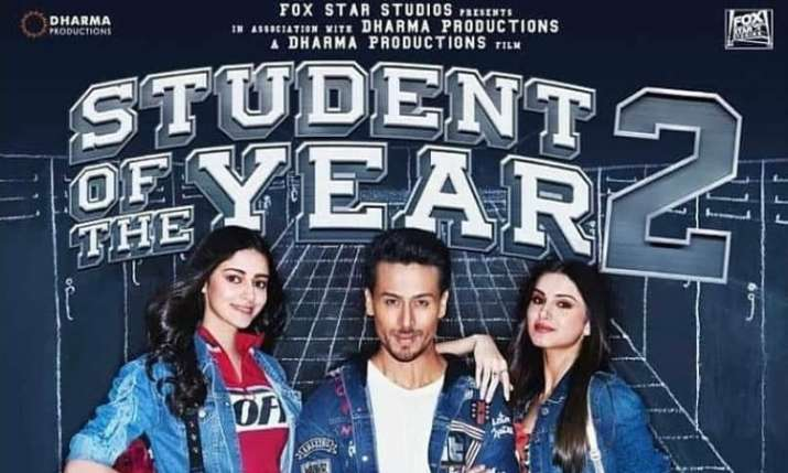 Student of the Year 2 box office collection day 1: Tiger Shroff, Ananya Panday and Tara Sutaria