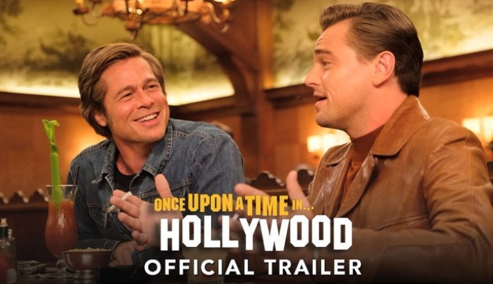 Once Upon A Time in Hollywood Trailer at Cannes 2019: Leonardo DiCaprio and Brad Pitt