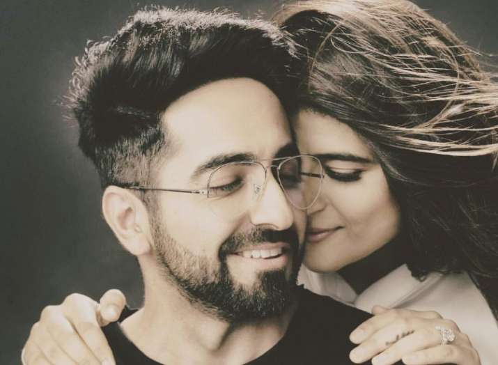 Ayushmann Khurrana opens up about wife Tahira's breast cancer ; calls his wife brave and positive
