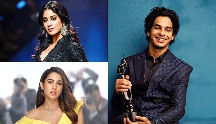 Ishaan Khattar is confused to pick between Sara Ali Khan and alleged girlfriend Janhvi Kapoor
