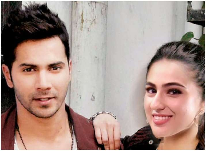 Coolie No 1 releasing date revealed; Movie stars Varun Dhawan and Sara Ali Khan