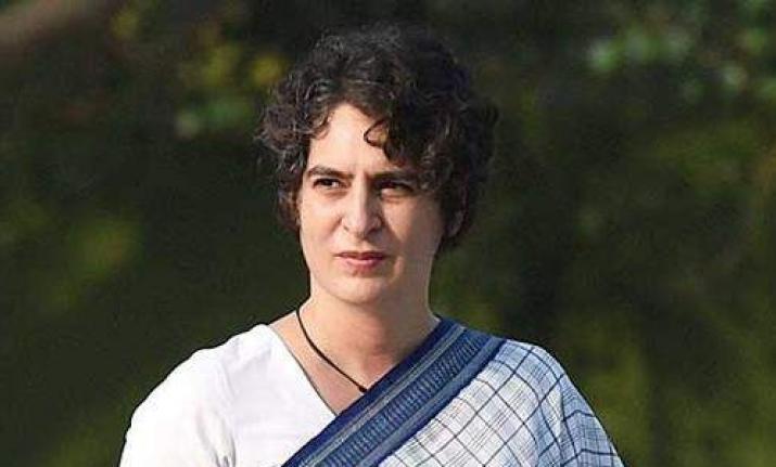 Modi govt is 'magroor' not 'mazboot', says Priyanka