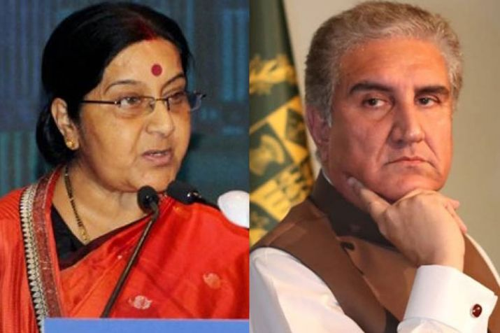 Qureshi, Swaraj likely to interact during SCO meeting in
