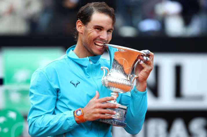 King of Clay: Rafael Nadal beats Novak Djokovic for 9th Italian Open title