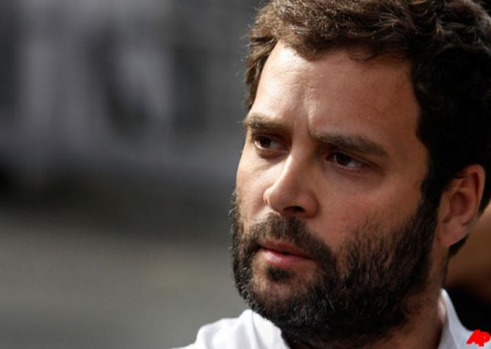 A source said Rahul Gandhi's visit could be either on