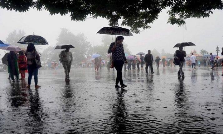 The temperatures have relentlessly risen in Delhi since