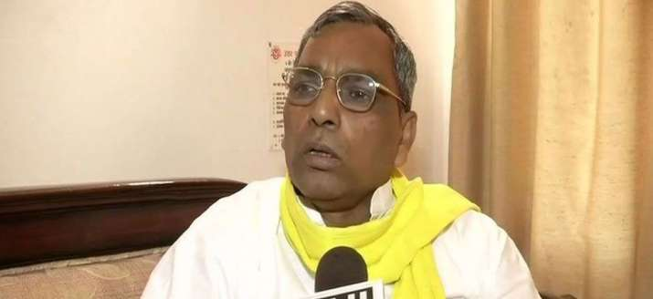 Rajbhar also claimed that he and his son Arun Rajbhar,