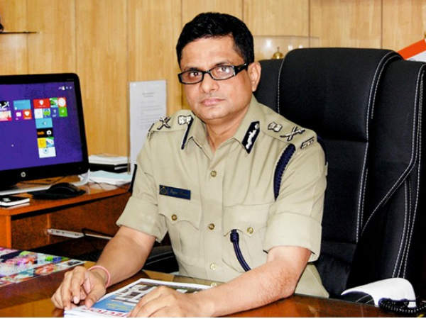 Senior IPS officer and former Kolkata Police chief Rajeev
