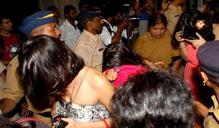 Noida rave party