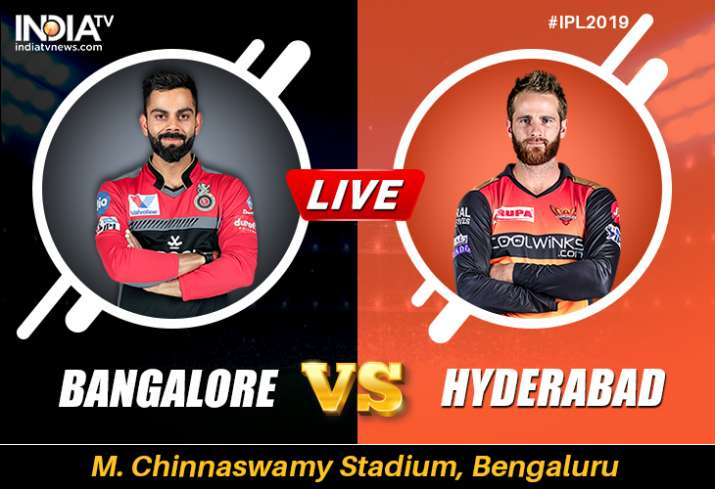 RCB vs SRH, IPL 2019: Watch Royal Challengers Bangalore vs Sunrisers Hyderabad on Hotstar Cricket, S