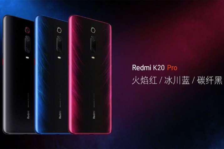 Redmi K20 and Redmi K20 Pro with pop-up selfie camera and triple rear camera officially announced