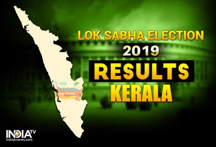 Kerala Lok Sabha Election results 2019