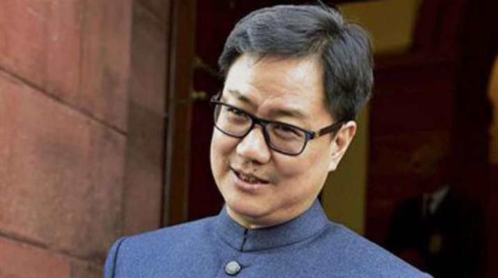 Kiren Rijiju: Most prominent BJP face in northeast