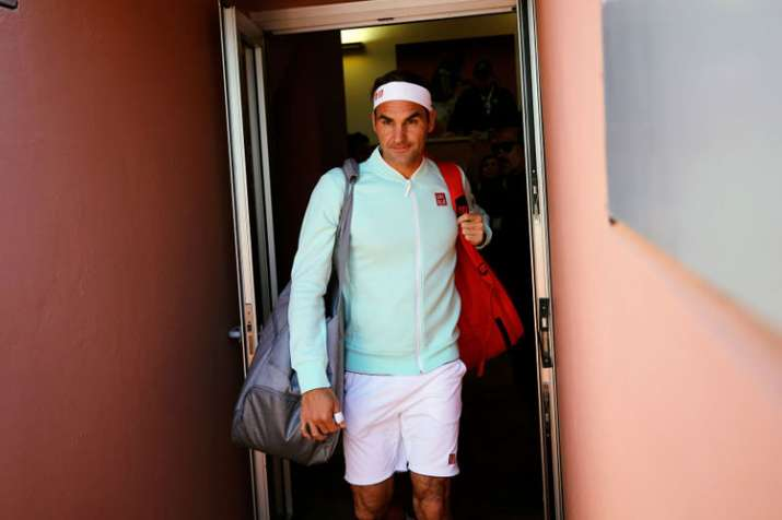 Roger Federer and Naomi Osaka withdraw from Rome quarters with injuries