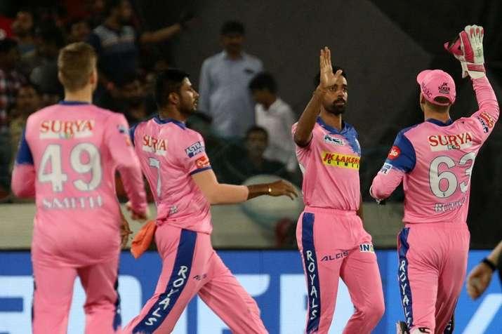 India Tv - IPL 2019 RR