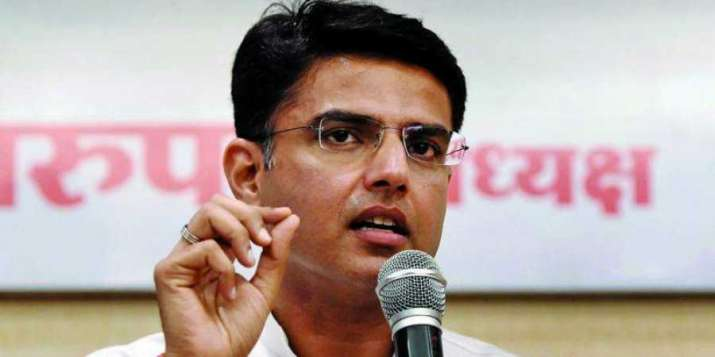 Farmer who committed suicide wasn't under debt, says Sachin Pilot