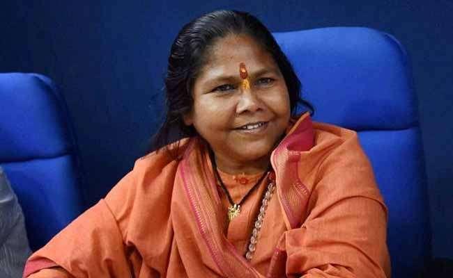 Sadhvi Niranjan Jyoti: Saffron-clad Union minister from UP | India News –  India TV