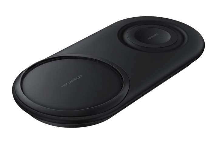 India Tv - Samsung Wireless Charger Duo Pad