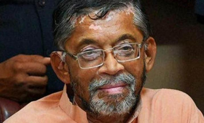 Labour Minister Santosh Gangwar Friday took charge of the