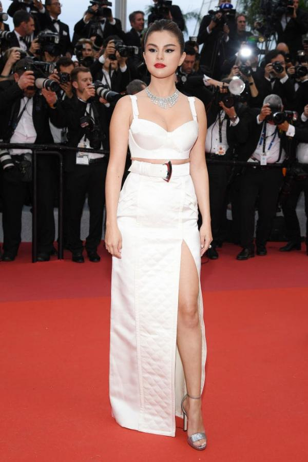 India Tv - Selena Gomez at Cannes
