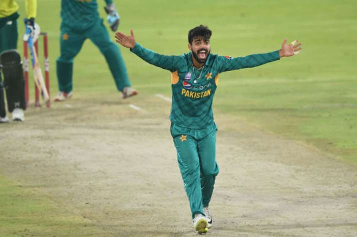 Pakistan's all-rounder Shadab Khan declared fit for World Cup
