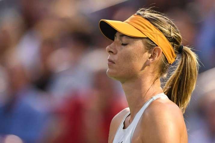 Maria Sharapova withdraws from Italian Open with shoulder injury