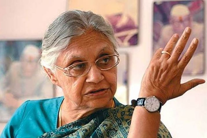 Delhi unit Congress President Shiela Dixit hosted iftar