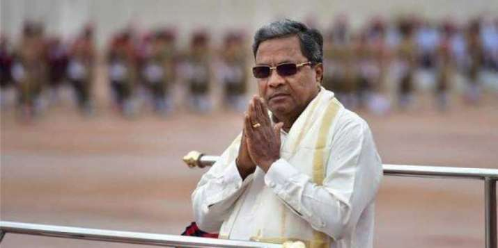 Siddaramaiah noted that when people at meetings demand that